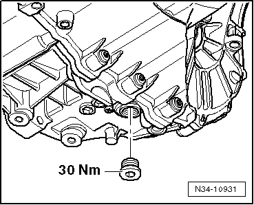 SEAT Workshop Manuals > Leon Mk2 > 7-speed dual clutch