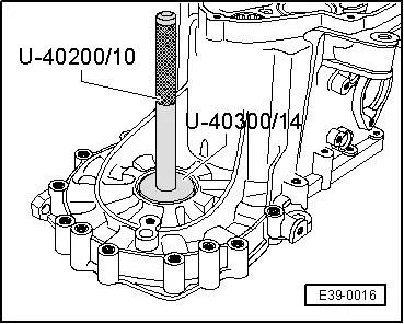 SEAT Workshop Manuals > Leon Mk2 > 02J 5-speed gearbox