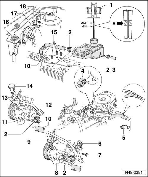 SEAT Workshop Manuals > Leon Mk2 > Running gear > Running