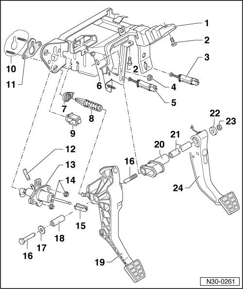 SEAT Workshop Manuals > Leon Mk2 > 02J 5-speed manual