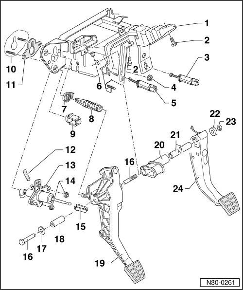 SEAT Workshop Manuals > Leon Mk2 > 02J 5-speed manual