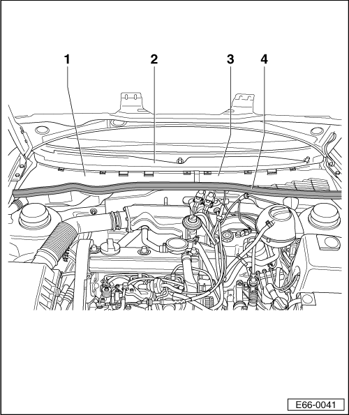 SEAT Workshop Manuals > Leon Mk2 > Body > General external