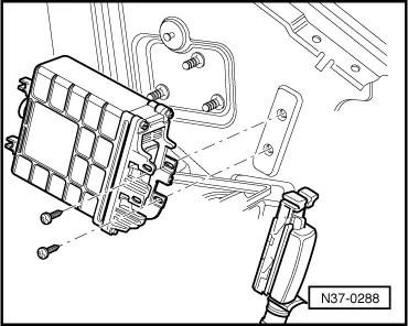 SEAT Workshop Manuals > Leon Mk2 > 5-speed automatic