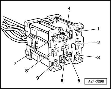 Skoda Workshop Manuals > Fabia Mk1 > Engine > 1.9/96 TDI
