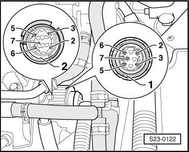 Skoda Workshop Manuals > Fabia Mk1 > Engine > 1.9/96 TDI
