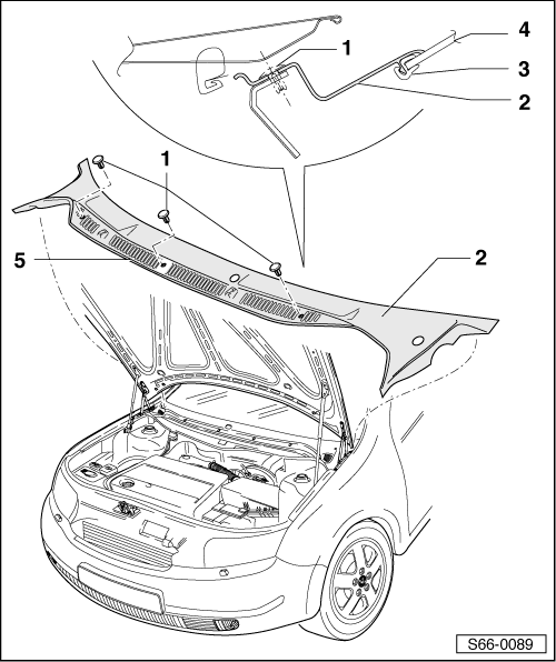 Skoda Workshop Manuals > Fabia Mk1 > Body > Body Work