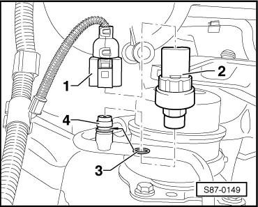 Skoda Workshop Manuals > Fabia Mk1 > Heating, Air