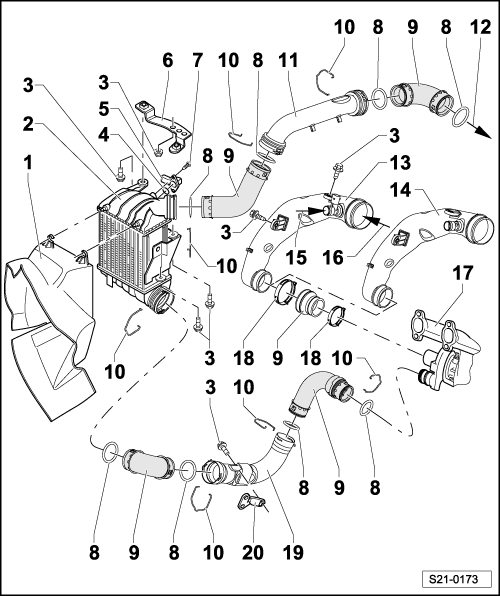 Skoda Workshop Manuals > Fabia Mk1 > Drive unit > 1.9/96