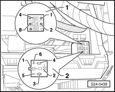 Skoda Workshop Manuals > Fabia Mk1 > Drive unit > 1.0/37; 1.4/44; 1.4/50 Drive Unit, Fuel