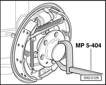 Skoda Workshop Manuals > Fabia Mk1 > Chassis > Rear