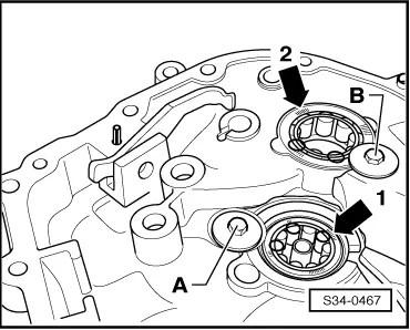 Side Of The Transmission Hole On, Side, Free Engine Image