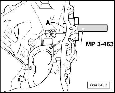 Skoda Workshop Manuals > Fabia Mk1 > Power transmission