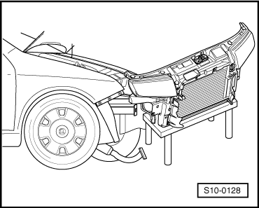 Skoda Workshop Manuals > Fabia Mk1 > Power unit > 1.4/55