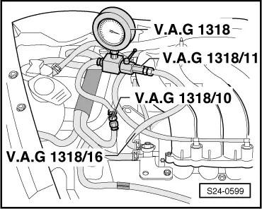 Skoda Workshop Manuals > Fabia Mk1 > Power unit > 2,0/85