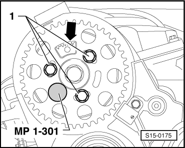 Skoda Workshop Manuals > Fabia Mk1 > Power unit > 1.4/51