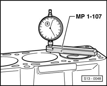 Zgięty korbowód 1.9 TDI AXR : Silniki Diesla-problemy