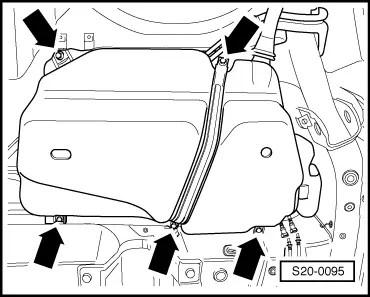 Skoda Workshop Manuals > Fabia Mk1 > Power unit > 1.9/47