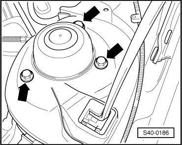 Skoda Workshop Manuals > Fabia Mk1 > Chassis > Front