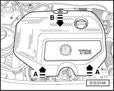 Skoda Workshop Manuals > Fabia Mk1 > Engine > 1.9/74 TDI