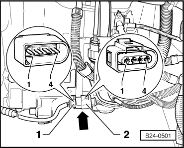 Skoda Workshop Manuals > Fabia Mk1 > Engine > 1.2/40; 1.2