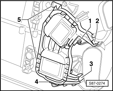 Skoda Workshop Manuals > Fabia Mk2 > Heating, ventilation