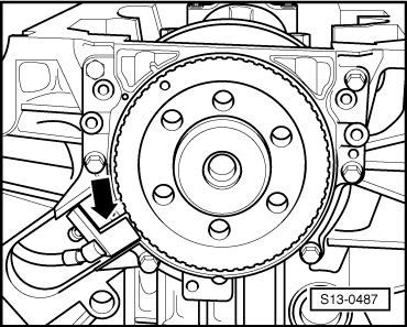 Skoda Workshop Manuals > Fabia Mk2 > Power unit > 1,4/63