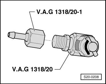 Skoda Workshop Manuals > Fabia Mk2 > Power unit > 1,4/63