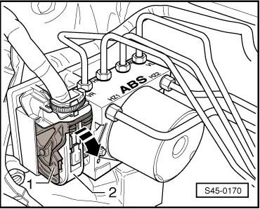 Skoda Workshop Manuals > Fabia Mk2 > Chassis > ABS, ADR