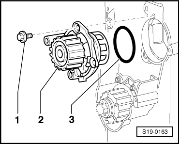Skoda Workshop Manuals > Fabia Mk2 > Power unit > 1.6/55