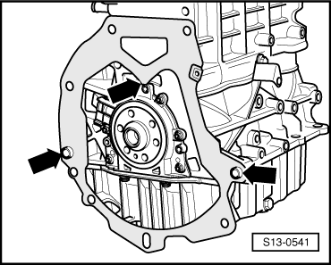 Skoda Workshop Manuals > Fabia Mk2 > Power unit > 1.4/51