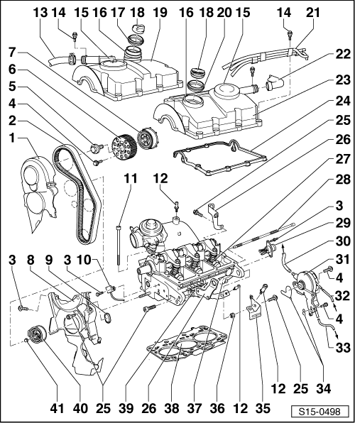 3 Valve Engine Diagram 3 Valve Spark Plug Wiring Diagram