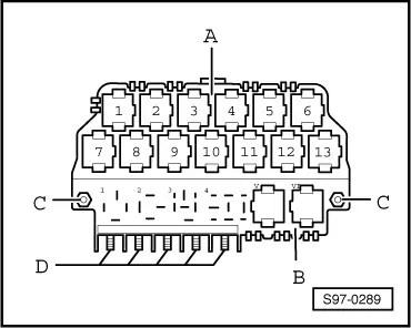 Skoda Octavia Relay Diagram 2001 Skoda Octavia • Wiring