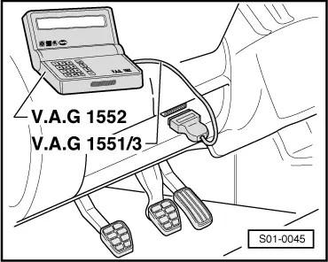 Skoda Workshop Manuals > Octavia Mk1 > Heating, Air