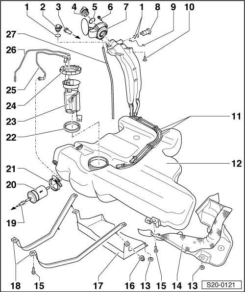 skoda octavia wiring diagram engine