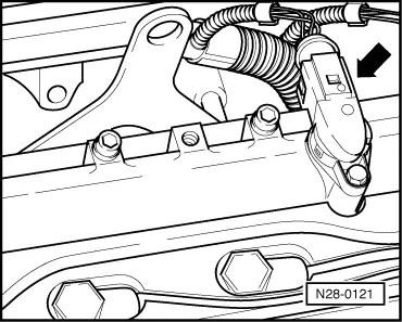 Skoda Workshop Manuals > Octavia Mk1 > Drive unit > 1.4/55