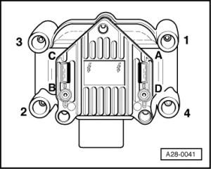 Skoda Workshop Manuals > Octavia Mk1 > Drive unit > 16