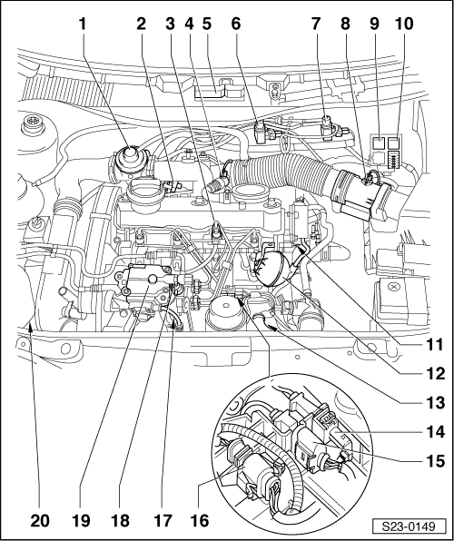 Used Skoda Parts. Skoda Felicia Wiring Diagram