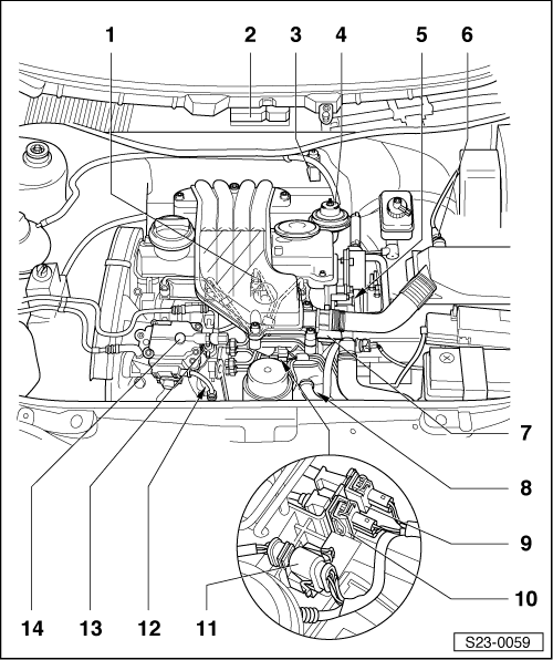 Skoda Workshop Manuals > Octavia Mk1 > Drive unit > 1.9
