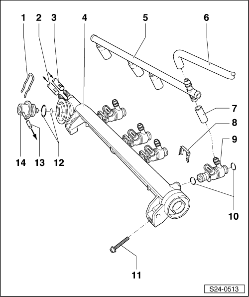 Skoda Workshop Manuals > Octavia Mk1 > Drive unit > 2.0
