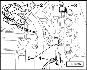 Skoda Workshop Manuals > Octavia Mk1 > Drive unit > 2.0
