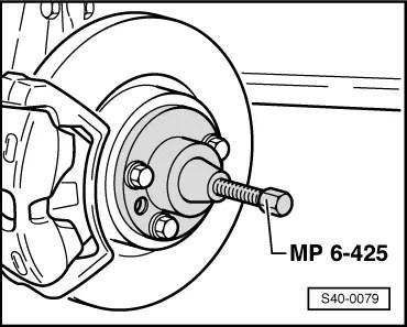 Skoda Workshop Manuals > Octavia Mk1 > Chassis > Front
