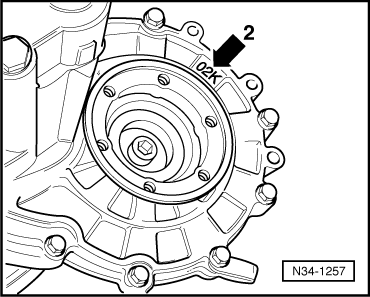 Skoda Workshop Manuals > Octavia Mk1 > Power transmission