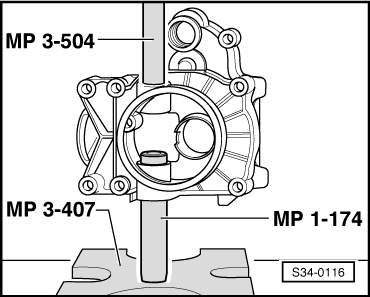 Skoda Workshop Manuals > Octavia Mk1 > Power transmission