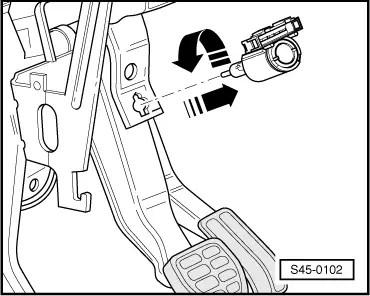Skoda Workshop Manuals > Octavia Mk1 > Brake systems > ABS
