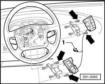 Skoda Workshop Manuals > Octavia Mk1 > Electrical System