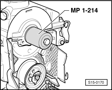 Skoda Workshop Manuals > Octavia Mk2 > Drive unit > 1.9/77