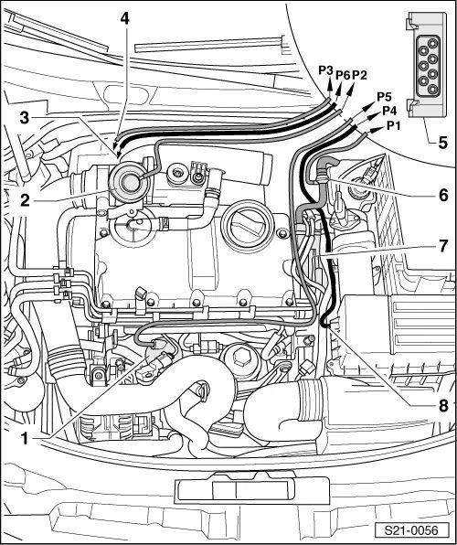 passat 1.9 tdi engine diagram