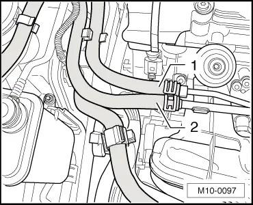 Skoda Workshop Manuals > Octavia Mk2 > Drive unit > 2.0/110; 147 kW FSI Engine
