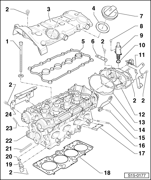 What Are The Components Of A 2002 Kia Engine