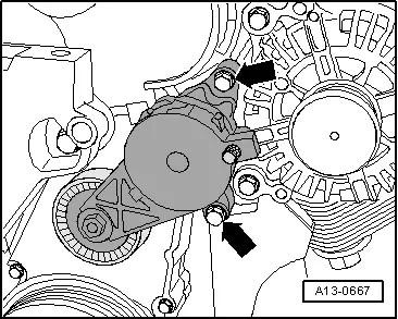 Skoda Workshop Manuals > Octavia Mk2 > Drive unit > 2.0